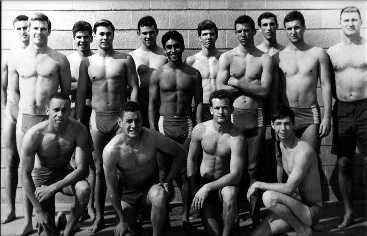 1965 swim team