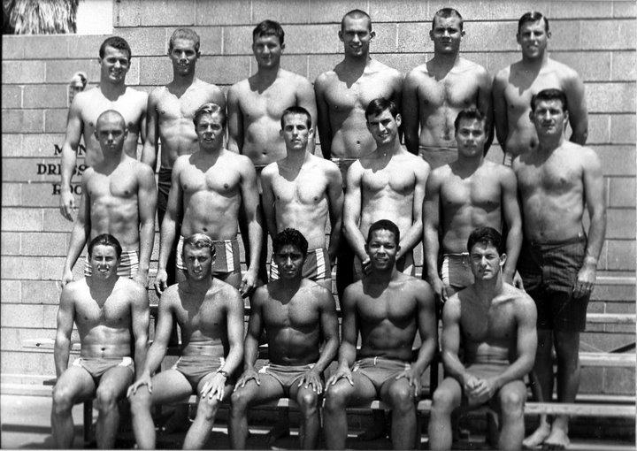 1966 swim team