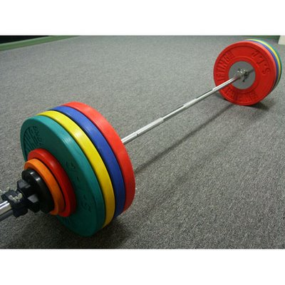 Weight set 180kg Olympic Bumper