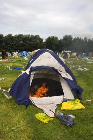 tentfire