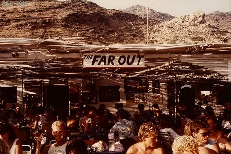 THE FAR OUT